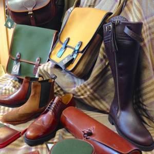 Schuhe, Stiefel, Lederpflege