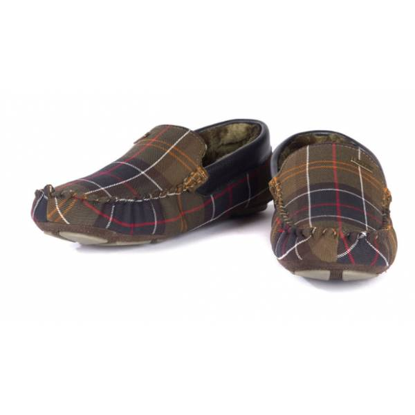 Barbour Moccasin Slipper Monty Thinsulate