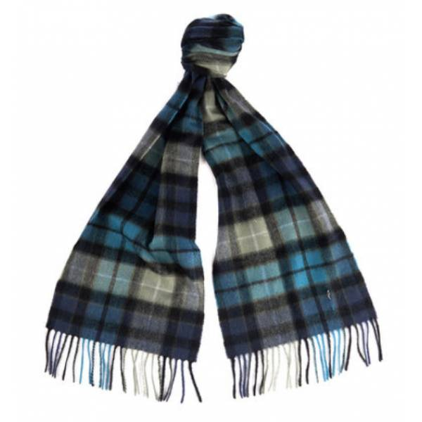 Barbour New Check Tartan Schal