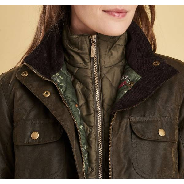 Barbour Chaffinch Lady Wax-Jacket