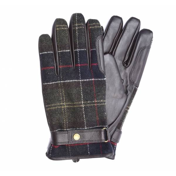Barbour Handschuhe Newbrough M