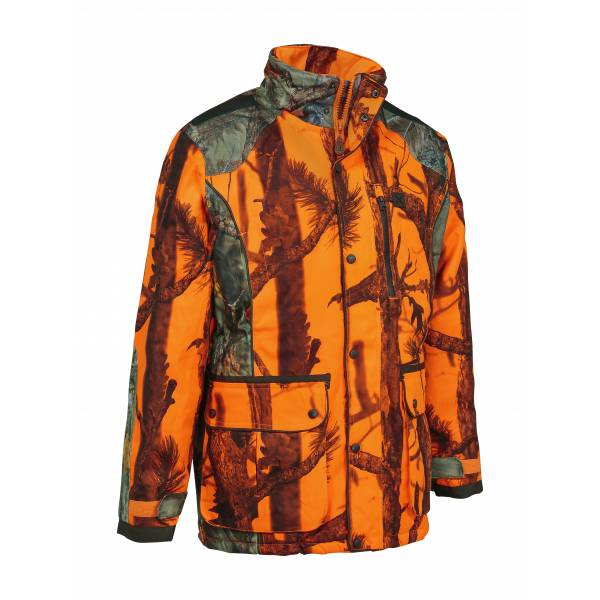Jagdjacke Brocard  GhostCamo Blaze & Black
