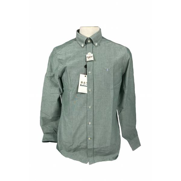 Barbour Hemd Oxford 3