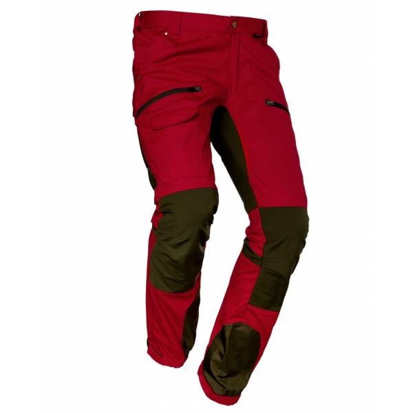 Herrenhose Alabama Vent Pro, Farbe Red/Tobacco