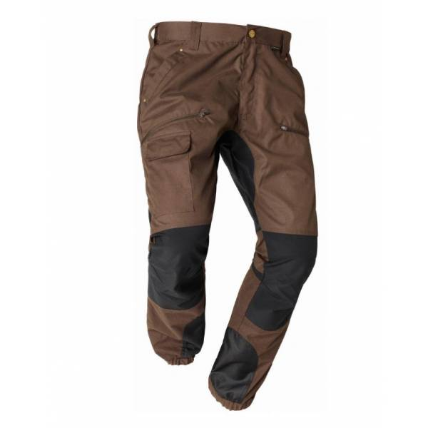 Herrenhose Alabama Vent Pro, Farbe Brown/Black