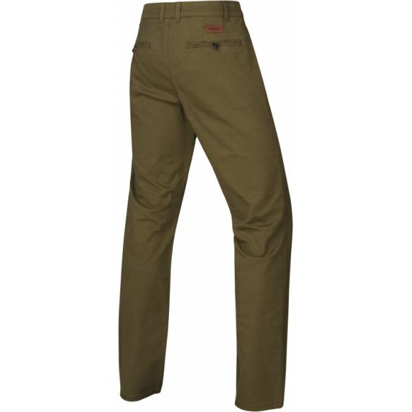 Chino-Hose Norberg, Farbe Olive 50