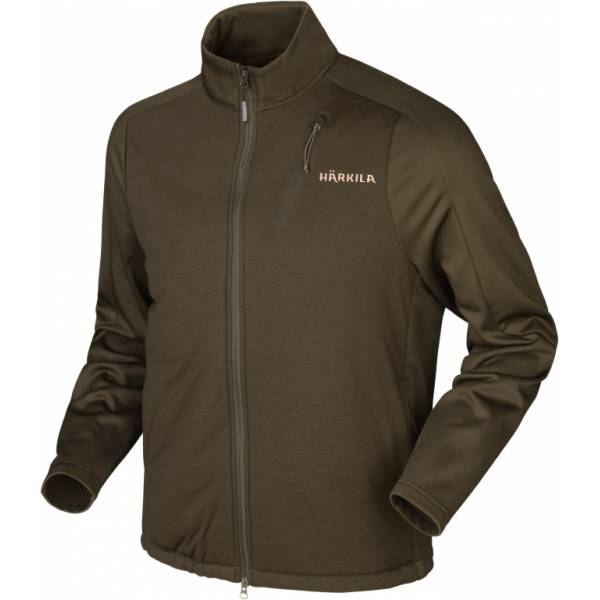 Jagd-Jacke Mountain Hunter Hybrid Insulated Fleece