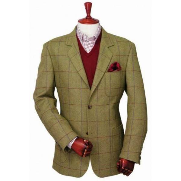 Moray Tweed Jacket Größe L