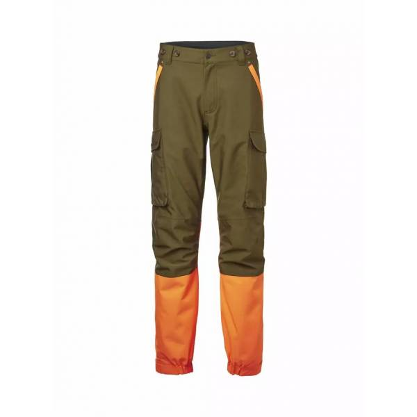 Damen-Hose Noux, Farbe High Vis Orange