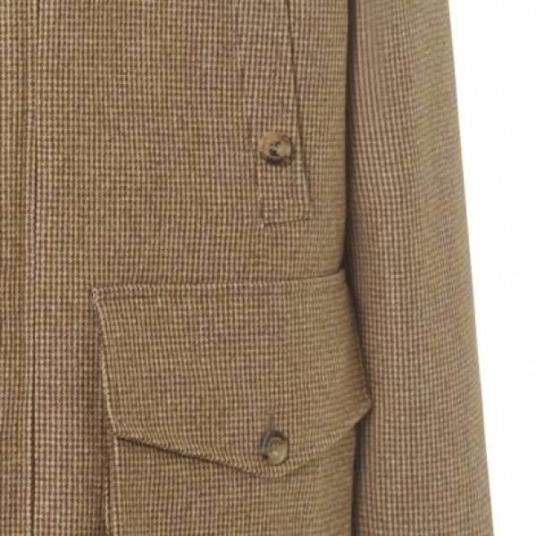 Signature Tweed Field Coat