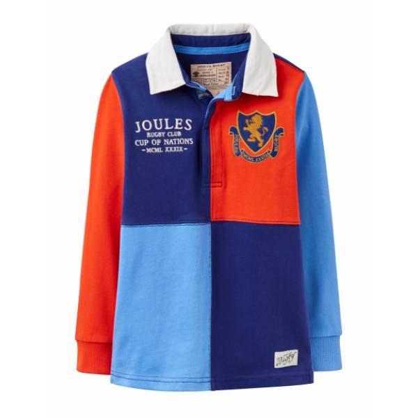 Rugbyshirt Try