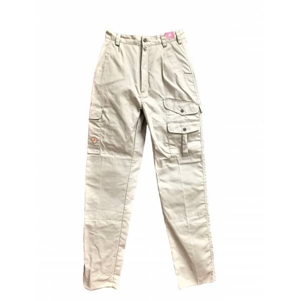 Iceland Trousers Women, Farbe Khaki Light