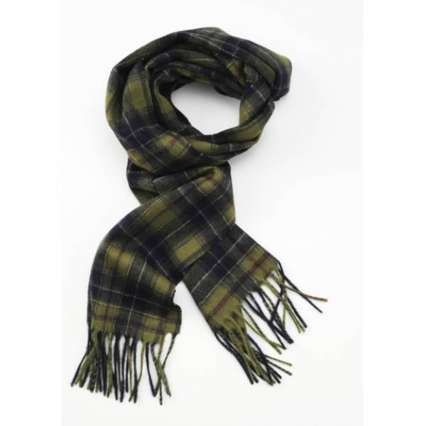 Signature Scarf Chequered