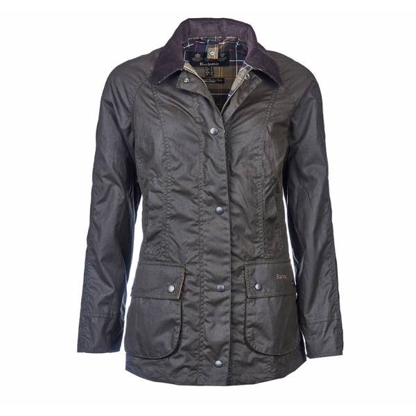 Barbour Classic Beadnell Lady Wax Jacket
