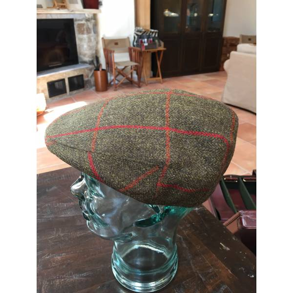 Herbert Johnson Kirkton Flatcap Tweed