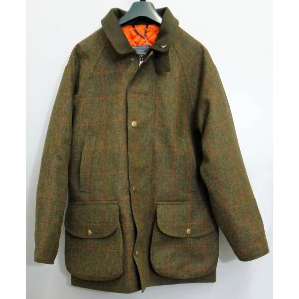 Tweedjacke Old Litchfield Mens Fieldcoat von Chrysalis