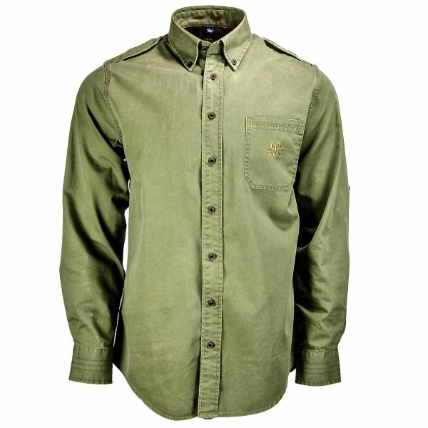 Rigby Classic Hunting Shirt Green