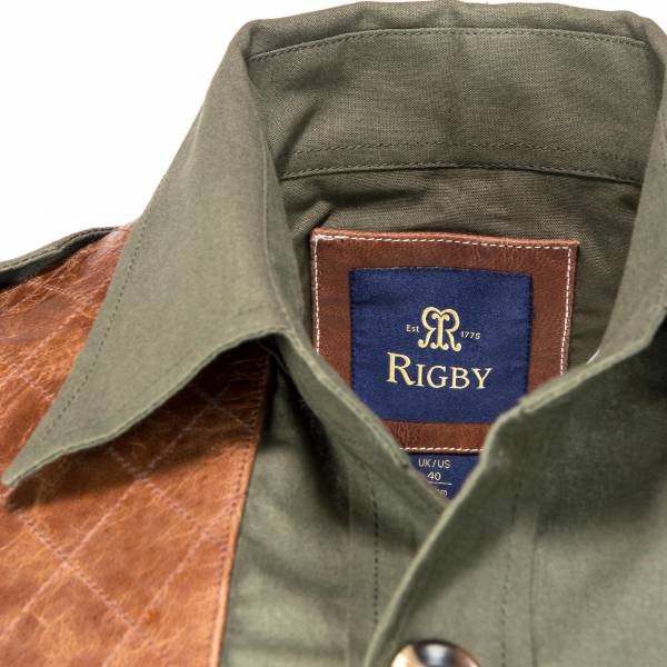 Rigby Safari Shirt
