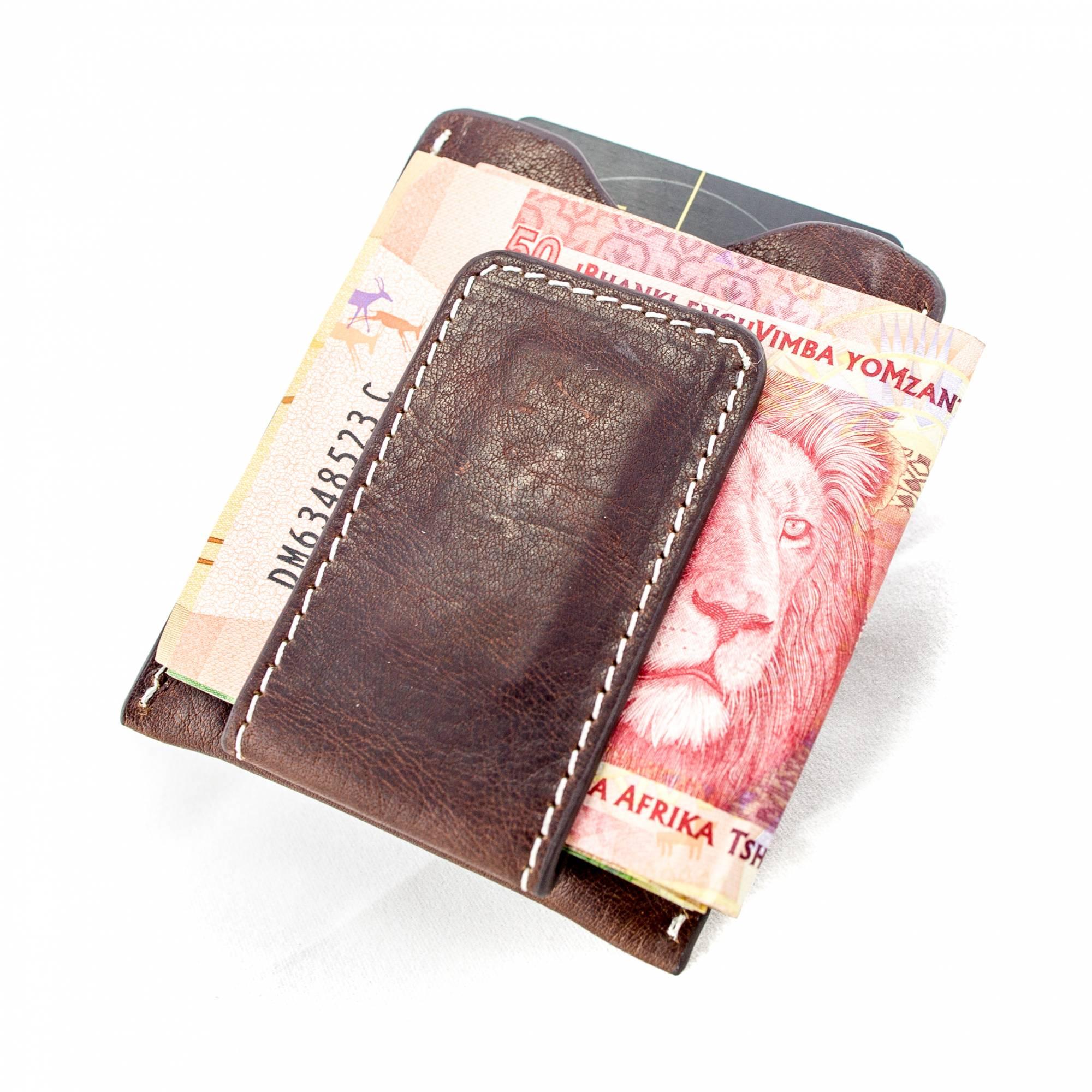 Rigby Etui Für Visitenkarten Mit Geld Clip