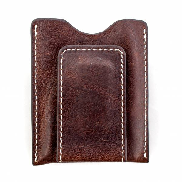 Rigby Leather Money Clip