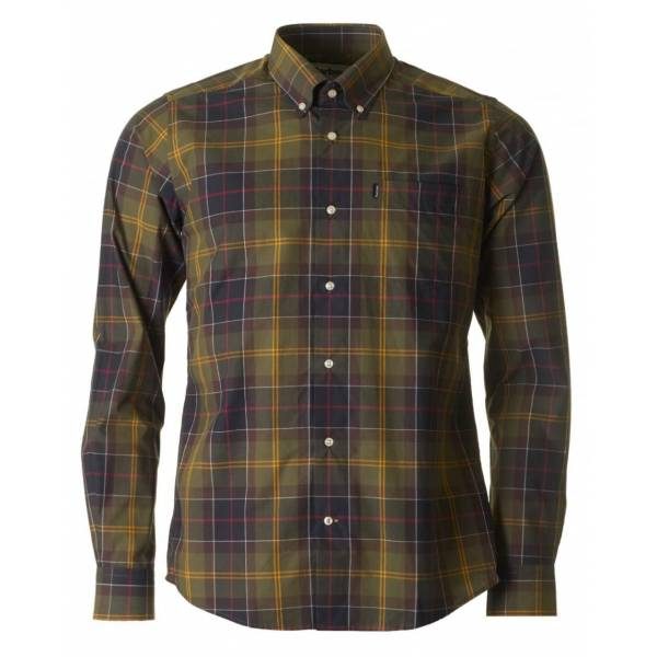 Barbour Herbert Tailored Fit Hemd